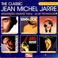 The Classic Jean Michel Jarre / SAMPCD 4598