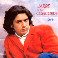 Jarre at the Concorde / 2001968