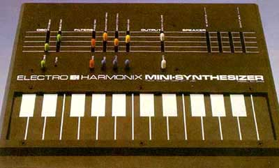 ELECTRO-HARMONIX Mini-Synthesizer