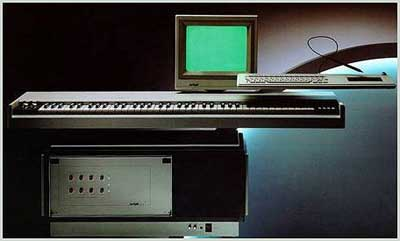 FAIRLIGHT CMI-III