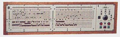 Le matrisequencer, instrument emblématique de Michel Geiss